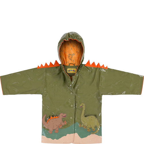 Kidorable Dinosaur All-Weather Raincoat