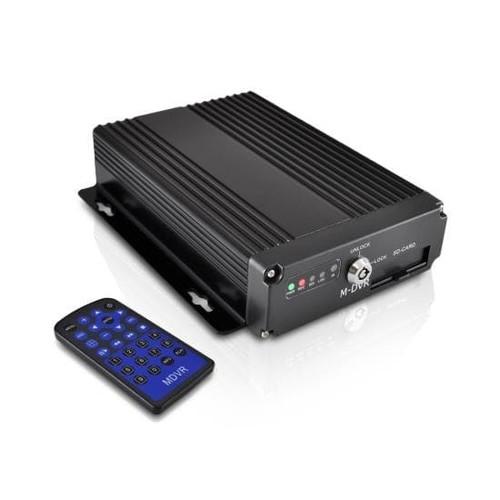 Mobile DVR Video Surveillance Recording System