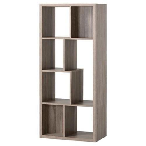 7 Shelf Hollow Core Bookcase - Homestar