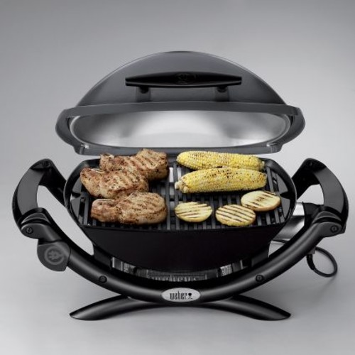 Weber Q 1400 Portable Electric Grill