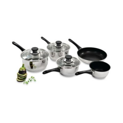 BergHOFF 8-Piece Vision Premium Cookware Set