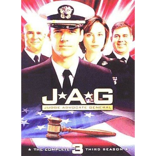 Paramount Studios Television JAG: The Third Season (DVD)