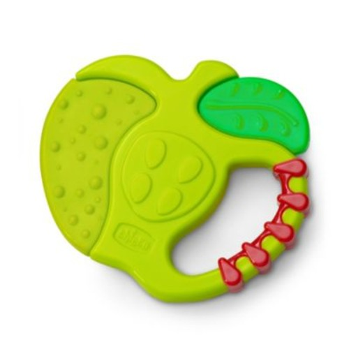 Chicco NaturalFit Fruity Tooty Apple Silicone Teether