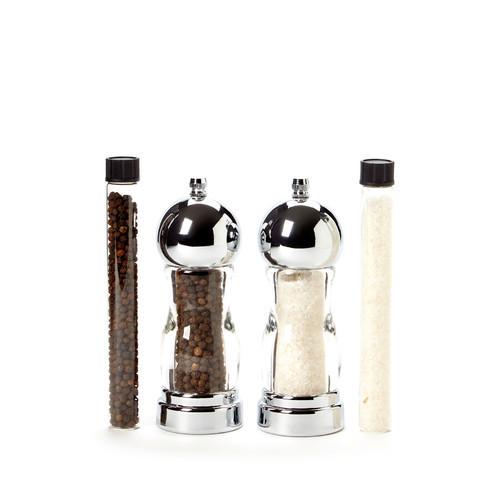 Longden Enterprises Inc Astro Salt and Pepper Grinder Set