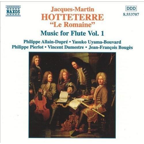 Vol. 1-Music For Flt CD (1997)