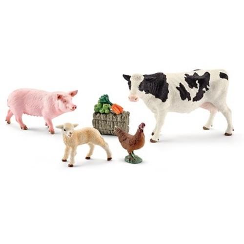 Schleich My First Farm Animals
