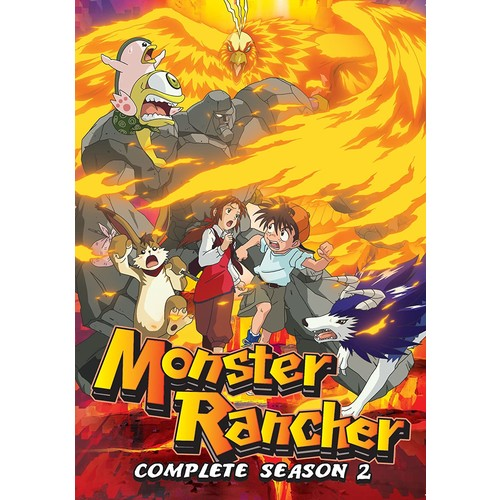 Monster Rancher Season 2
