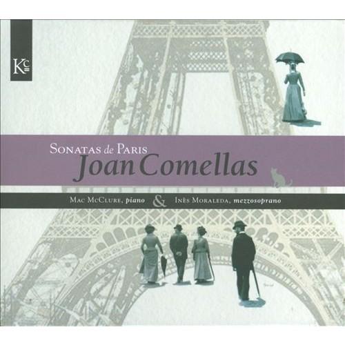 Joan Comellas: Sonatas de Paris [CD]