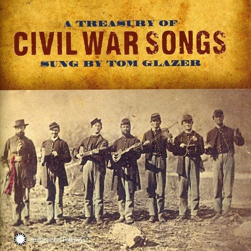 A Treasury of Civil War Songs [CD]