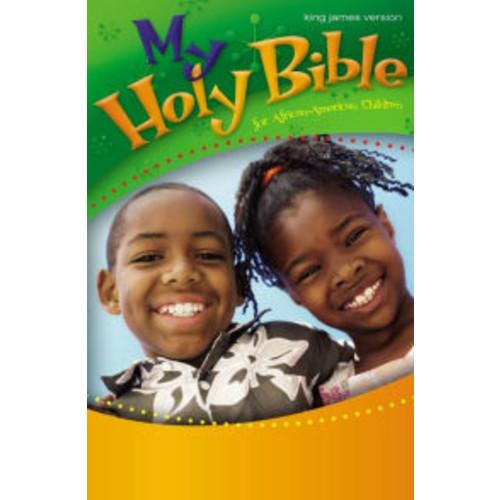 My Holy Bible for African-American Children, KJV