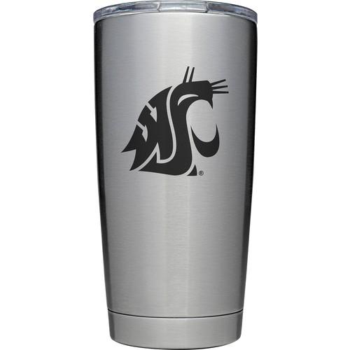 YETI Washington State Cougars 20 oz. Rambler Tumbler with MagSlider Lid