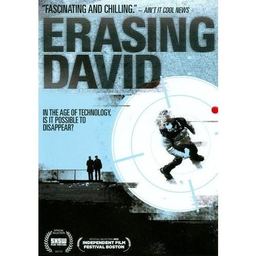 Erasing David [DVD] [2009]