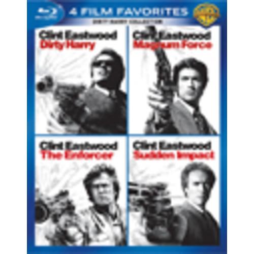 4 Film Favorites: Dirty Harry (Bby) (Blu-ray Disc)