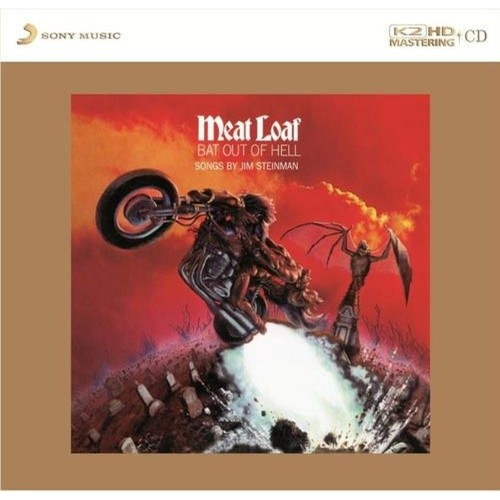 Bat out of Hell [Super Audio Hybrid CD]