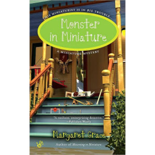 Monster in Miniature (Miniature Mystery Series #5)