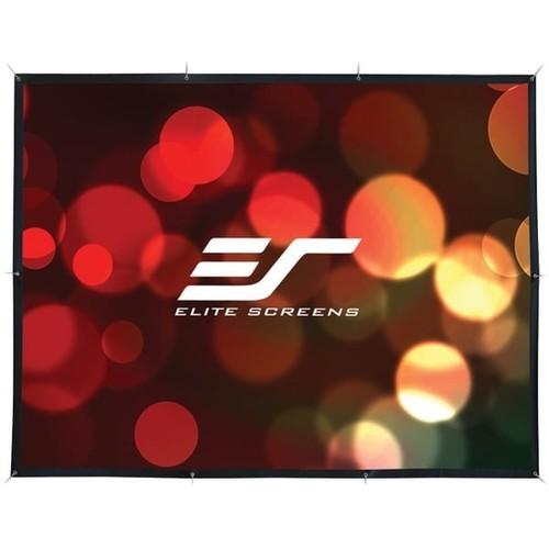 Elite Screens Diy133H1 Diy Pro Series Outdoor Screen (133