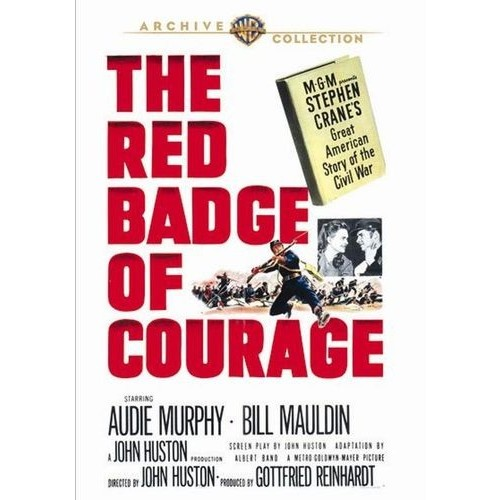 The Red Badge of Courage [DVD] [1951]