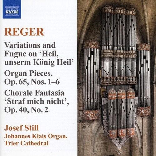 Reger: Organ Works, Vol. 9 [CD]
