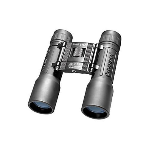 Barska Lucid View Binoculars, 16 x 32, Black