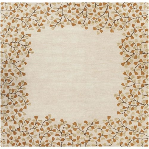 Artistic Weavers Canaan Ivory 8 ft. x 8 ft. Square Indoor Area Rug