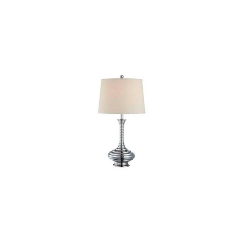 Filament Design 26.5 in. Polished Chrome Table Lamp