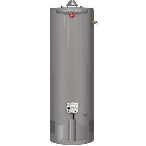 Rheem Performance 29 Gal. Tall 6-Year 30,000 BTU ULN Natural Gas Water Heater