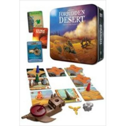 Gamewright 415 Forbidden Desert - Board Game (Acdd4886)