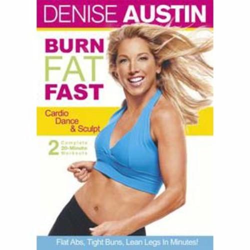 Denise Austin: Burn Fat Fast - Cardio Dance and Sculpt DDS2.0