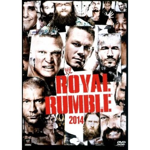WWE: Royal Rumble 2014 (2014)