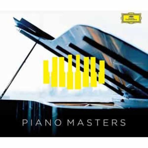 Piano Masters [Audio CD]