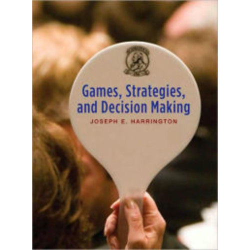 Games, Strategies and Decision Making / Edition 1