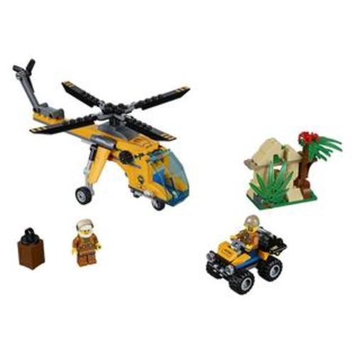 LEGO City Jungle Cargo Helicopter (60158)