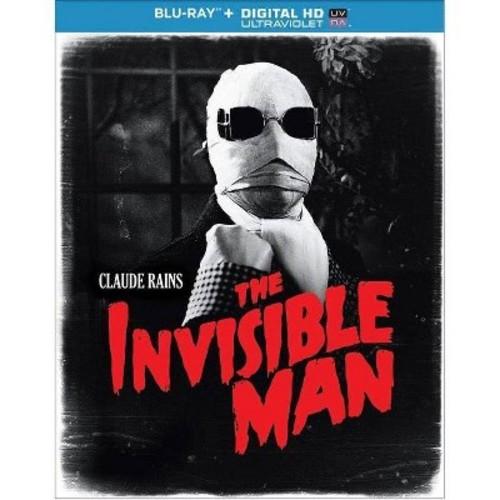 Invisible man (Blu-ray)