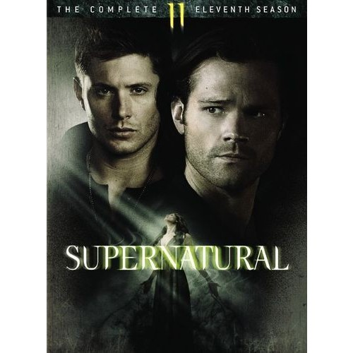 Supernatural: The Complete Eleventh Season [6 Discs] [DVD]