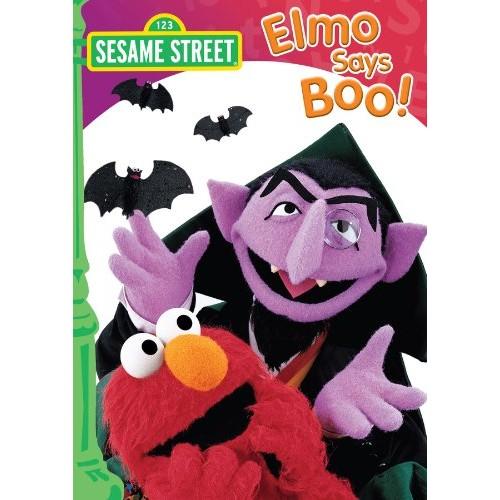 Sesame Street: Elmo Says Boo! 2010 NR CC