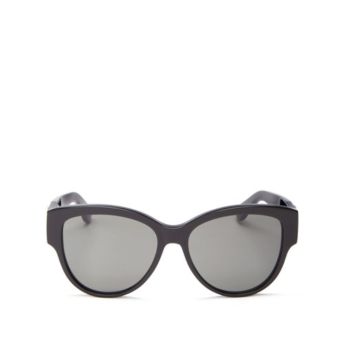 SAINT LAURENT Cat Eye Sunglasses, 55Mm