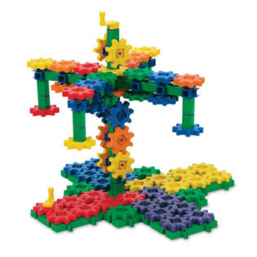 Learning Resources Gears! Gears! Gears! Super Set Building Toy