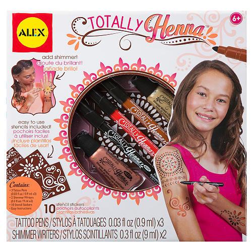 Alex Toys Spa Totally Henna Deluxe Set