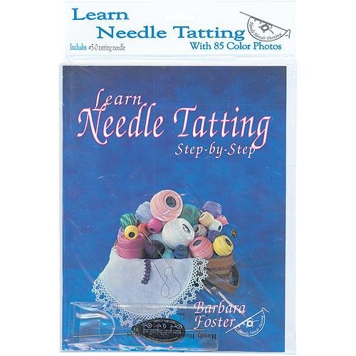 Handy Hands Tatting Book & Needle Starter Set