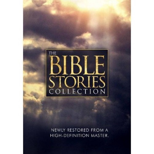 The Bible Stories Collection (DVD)