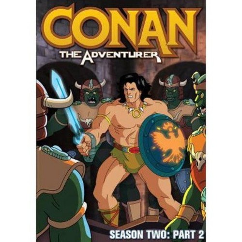 Conan The Adventurer: Season 2, Part 2