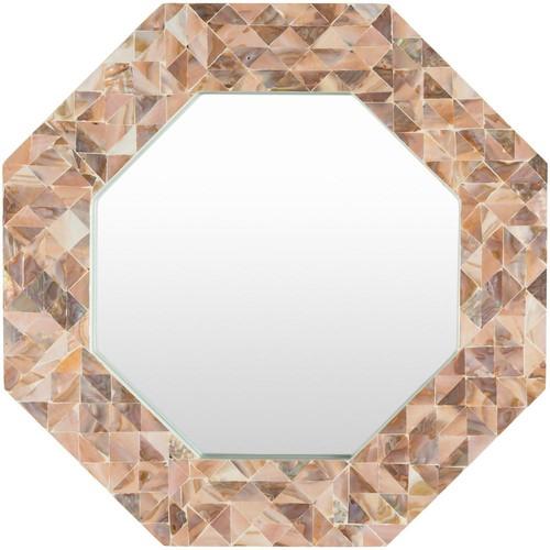Artistic Weavers Kamryn 27.6 in. x 27.6 in. MDF Framed Mirror