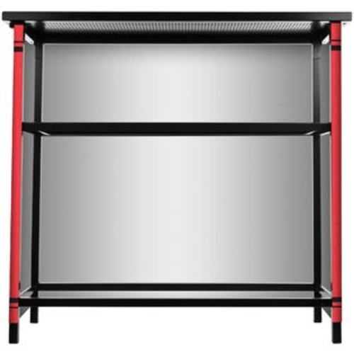 Trademark Gameroom UNLV 2 Shelf Portable Bar w/ Case