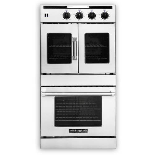 American-Range Legacy Series 30 In. Stainless Steel Gas Wall Oven - AROFSG230L