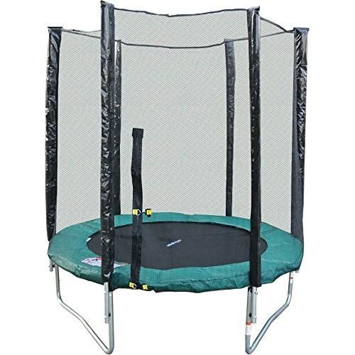 Super Jumper Combo Trampoline [Blue, Small/6-Feet]