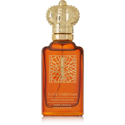 Private Collection I - Amber Oriental Masculine Perfume, 50ml
