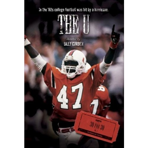 ESPN Films 30 for 30: The U [DVD] [2009]