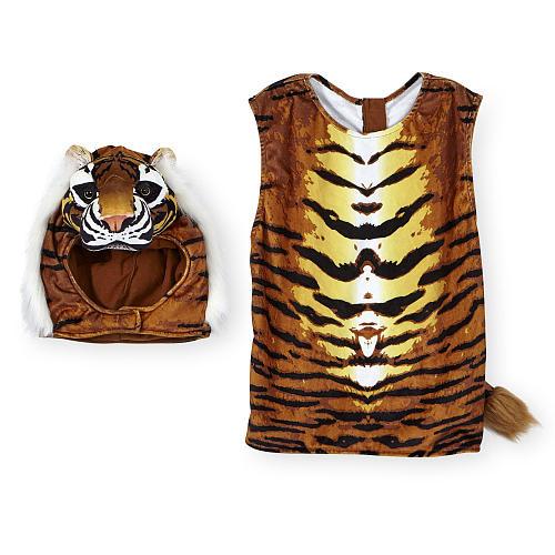 Imaginarium Dress Up Set with Sound - Tiger