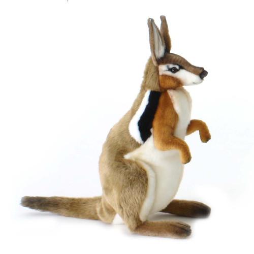 hansa Wallaby 14 Inch Plush