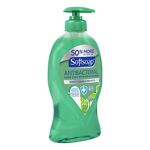 Softsoap Liquid Hand Soap, Fresh Citrus, 11.25 Oz